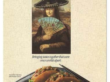CrossCultural Cooking Brochure