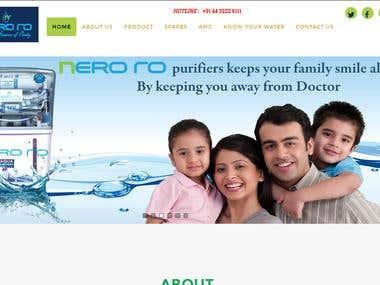RO Service site -http://neroro.in/