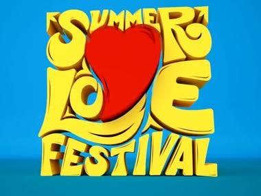 Summer Love Festival promo