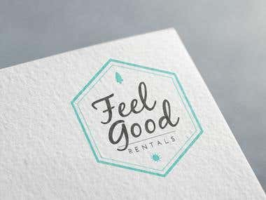 Feel Good Rentals Logo