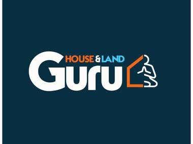 House & Land Guru Logo