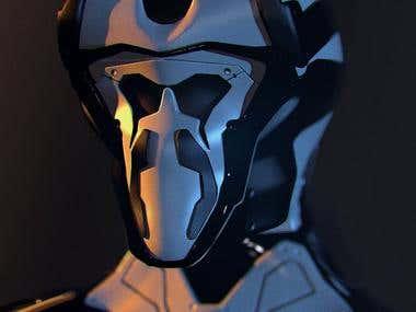 Robot-concept art