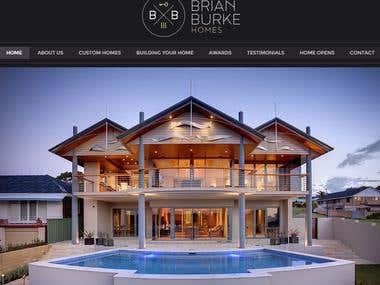 Brain Burke Homes
