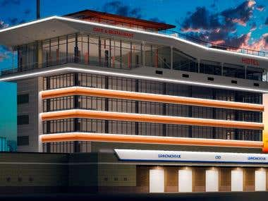 Boryspil Hotel project