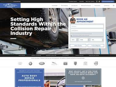 Auto Repair Workshop