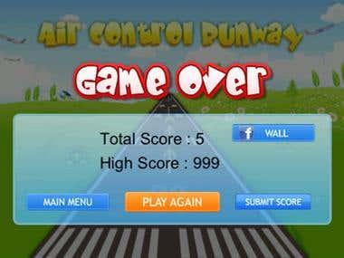 Air Control Runway (iOS game)