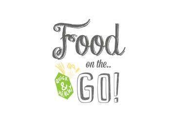 Takeaway food logo