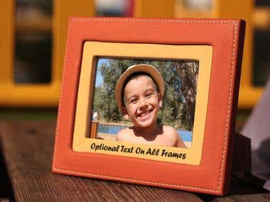 Children Photo Frames | After Effects