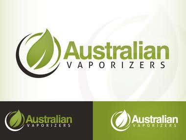Logo Design for Australian Vaporizers