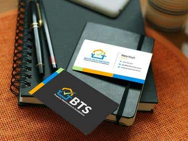 Business Card + Logo