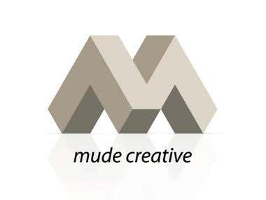 Mude Creative, logo