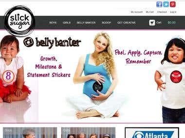 Slick Sugar, Inc | Magento Ecommerce Online Web Portal
