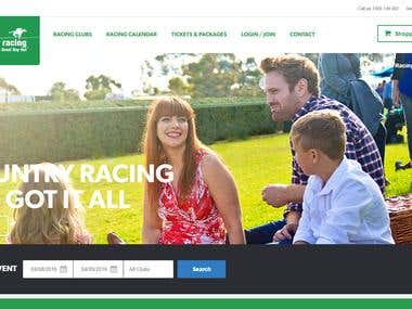 Horse Racing Events - Book online | Magento Shopping Cart