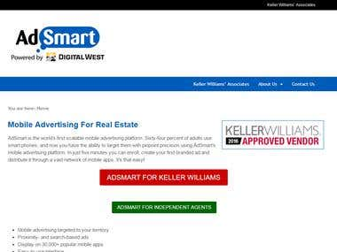 Mobile Advertising For Real Estate | ERP and Web Portal