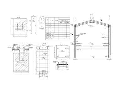 Warehouse elevations