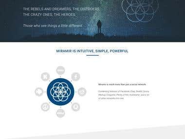 Web Design - Miramir