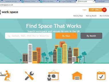 Design & development - Worknspace UK