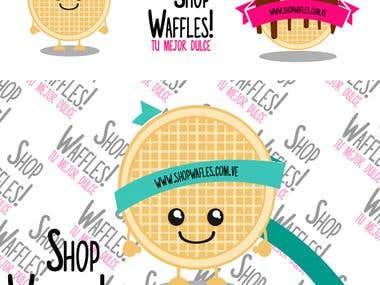 waflles shop