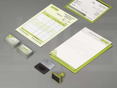 Commercial Papers Design