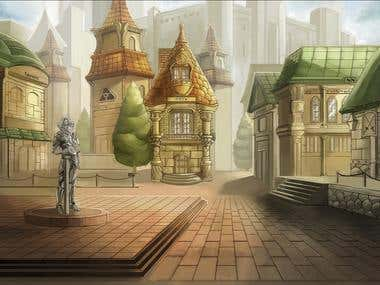 Background Illustration