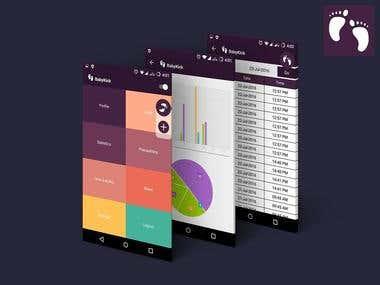 BabyKick Android App