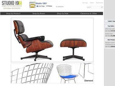 studio1961.com.sg Furniture Shop