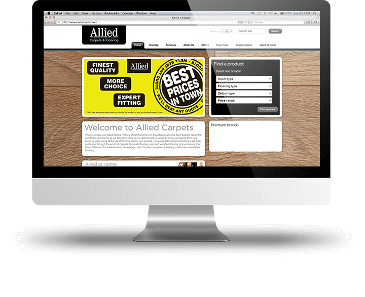 Allied (Website)