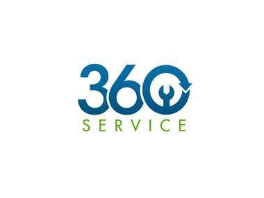 Logo Design for 360service