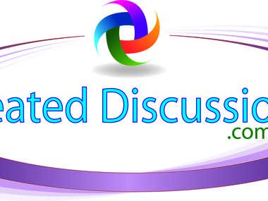heateddiscussion Logo
