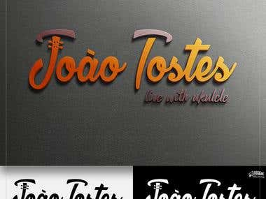 Logotipo - João Tostes Musico