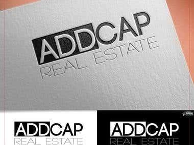 Logotipo - AddCap Real State