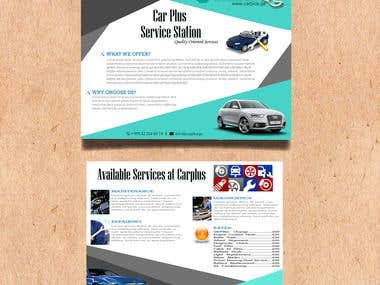 CarPlus Brochure
