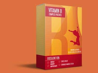 VITAMIN B PACKAGING IDEA (TO SELL)
