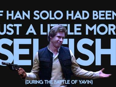 If Han Solo Had Been Just a Little More Selfish