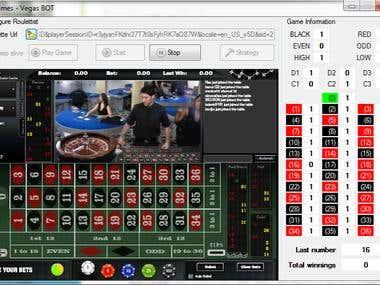 5Dimes Vegas Roulette BOT