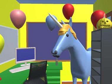 Игра в виртуальной реальности Office After Party VR