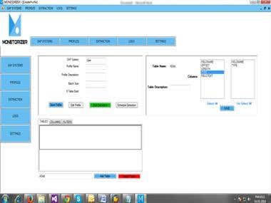 SAP Data Extraction