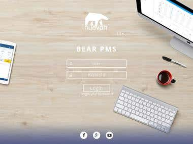 Bear PMS - Small Hotel/Property Management System