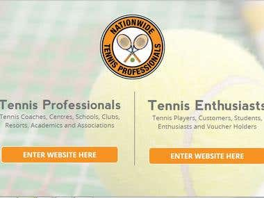 NATIONWIDE TENNIS PROFESSIONALS