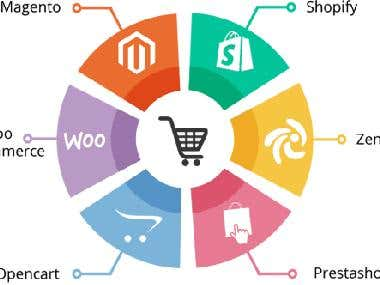 eCommerce Web Development Service