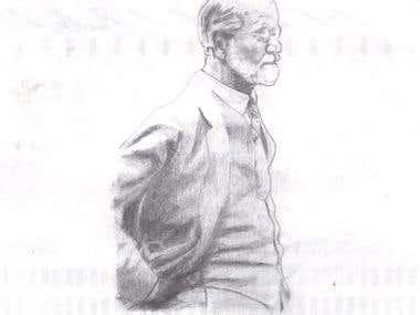 Freud Doodle