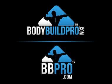 Logo design for Body build pro