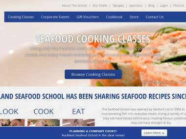 Auckland Sea Food School
