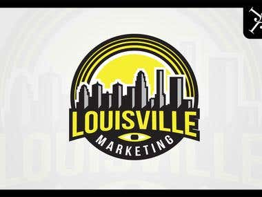 Logo design - Louisville Marketing