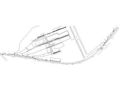 Railways site plan