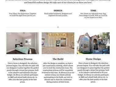 Real Estate Canada - Wordpress