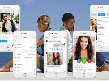 Dating App (Iphone)