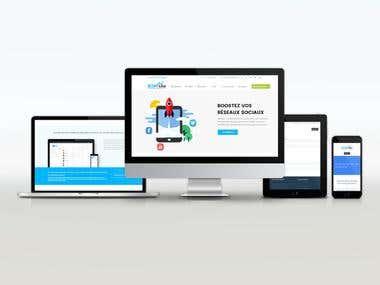 Site ecommerce - Scofylike.com