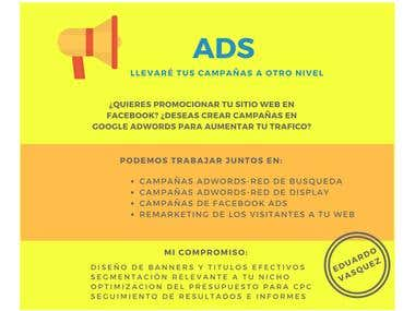 Adwords y Facebook Ads