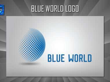 Blue World Logo